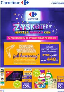 Carrefour gazetka ważna od  29.09.2020 do 03.10.2020