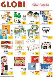 Carrefour Globi gazetka od 22.09.2020 do 28.09.2020
